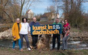Kunst in Dachsbach 2019 24. Mai – 26. Mai 2019